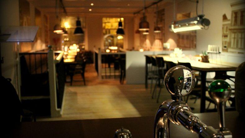 Nieuw: Restaurant Boven de Tapperij!