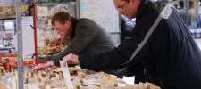 Strips op de markt @ Markt | Gouda | Zuid-Holland | Nederland