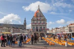 Gouda Kaasmarkt @ Markt | Gouda | Zuid-Holland | Nederland